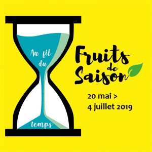 Fruits de saison 2019