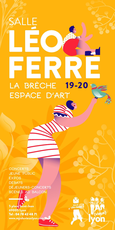 Salle Léo Ferré