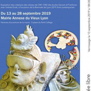 RDV avec l'art contemporain & le patrimoine du Vieux-Lyon