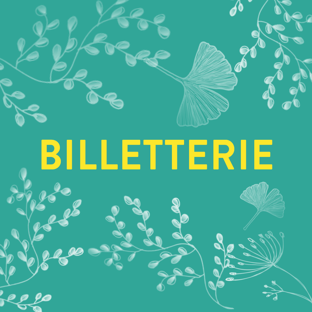 billetterie – site mjc