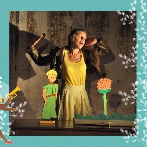 (nouvelles dates) LE PETIT PRINCE – Jeune public (théâtre)