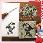Linogravure – Atelier Adultes