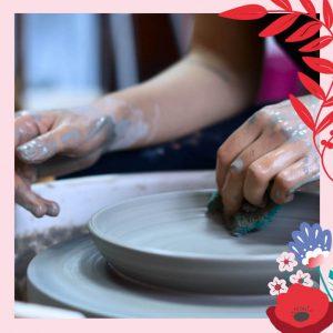 Céramique – Ateliers Adultes / COMPLET