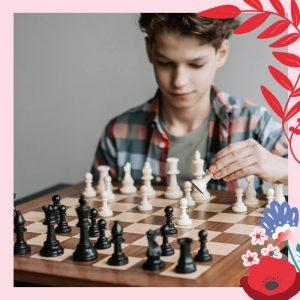 Jeu d'échecs – Ateliers Enfants & Ados