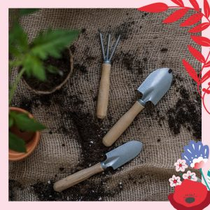 Cache-pots et jardinage en famille – Atelier Parent-Enfant